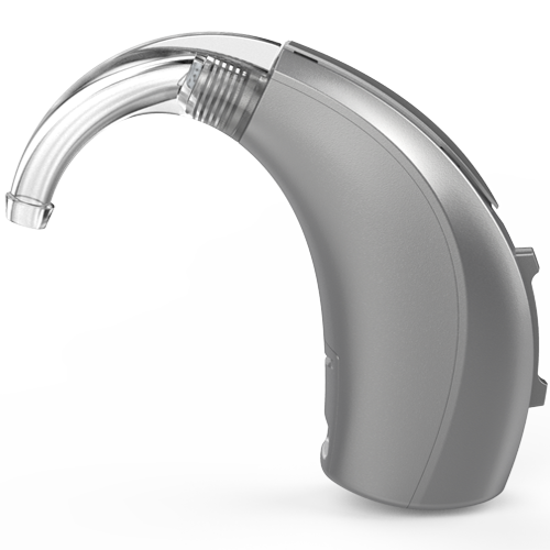 Behind-The-Ear Hearing Aid with Artificial Intelligence